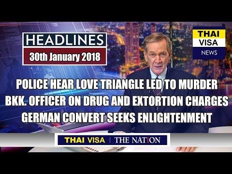 Thai woman, French boyfriend blame each other for Italian's murder
