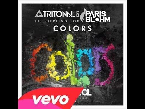 Tritonal & Paris Blohm ft  Sterling Fox Colors (original mix)