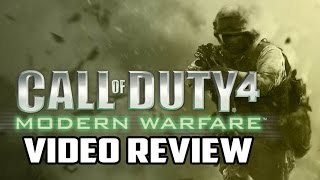 Call of Duty 4: Modern Warfare PC Game Review