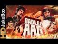 Badle Ki Aag (1982)   Full Video Songs Jukebox   Sunil Dutt, Dharmendra, Jeetendra, Reena Roy, Smita