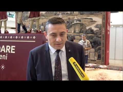 """Expoziția """"Fabricat în Republica Moldova"""", la Iași"""