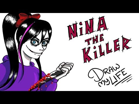 Download Youtube: NINA THE KILLER | Draw My Life