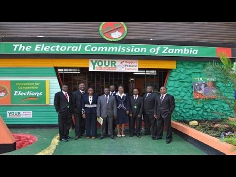 Zambia ministers ordered to vacate office ahead of elections