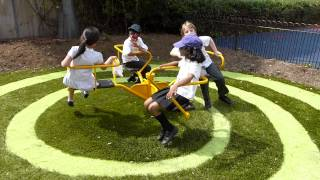 Whirly Bird - Outdoor Playground Equipment