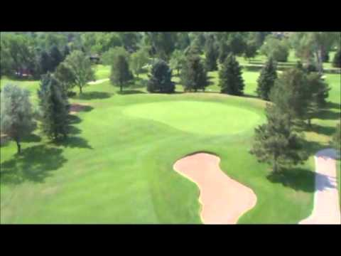 The Club at Rolling Hills, Golden, Colorado; Golf at Altitude pt. 1