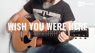 Pink Floyd - Wish You Were Here - Acoustic Guitar Cover by Kfir Ochaion - Martin Guitars
