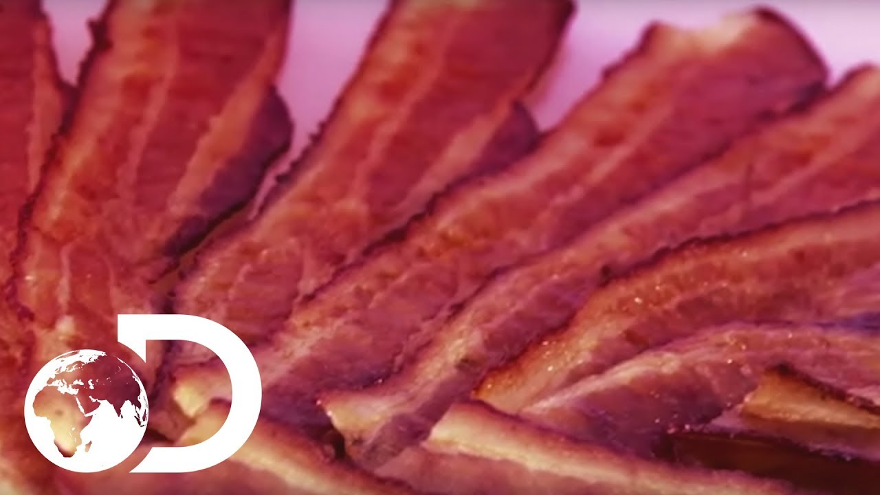 bacon how it s made youtube
