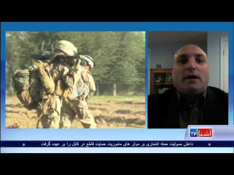 Bill Roggio from Defend Democracy discuss US strategy in Afghanistan - VOA Ashna