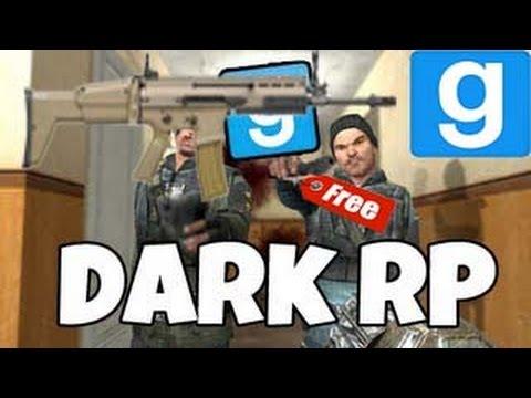 dark rp how to get a gun