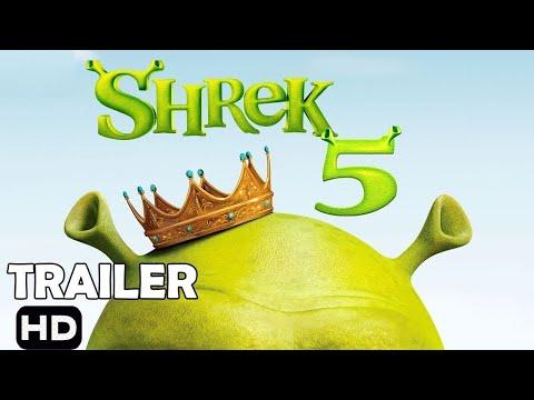 Shrek 5 (Official Trailer 2021)