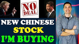 I'm Buying This Chinese Stock! - (Here's Why)