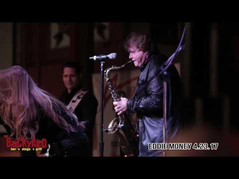 Eddie Money - The Backyard - Waco Texas