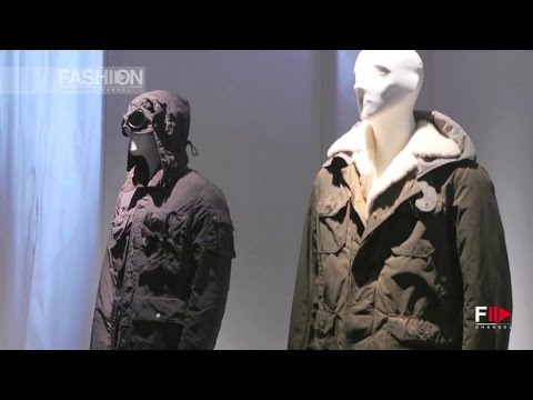 PITTI 88 - June 2015 - C.P. Company by Fashion Channel