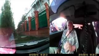 Саракташ предпологаемый нарушитель ПДД сопротивляется действиям сотрудников полиции(Напомним, 10 сентября в поселке Саракташ сотрудники полиции выявили очередного пьяного водителя. За рулем..., 2015-09-19T04:27:44.000Z)