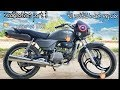 Modification part 3 full modified splendor + under 5000rs dark grey color offroading tyre