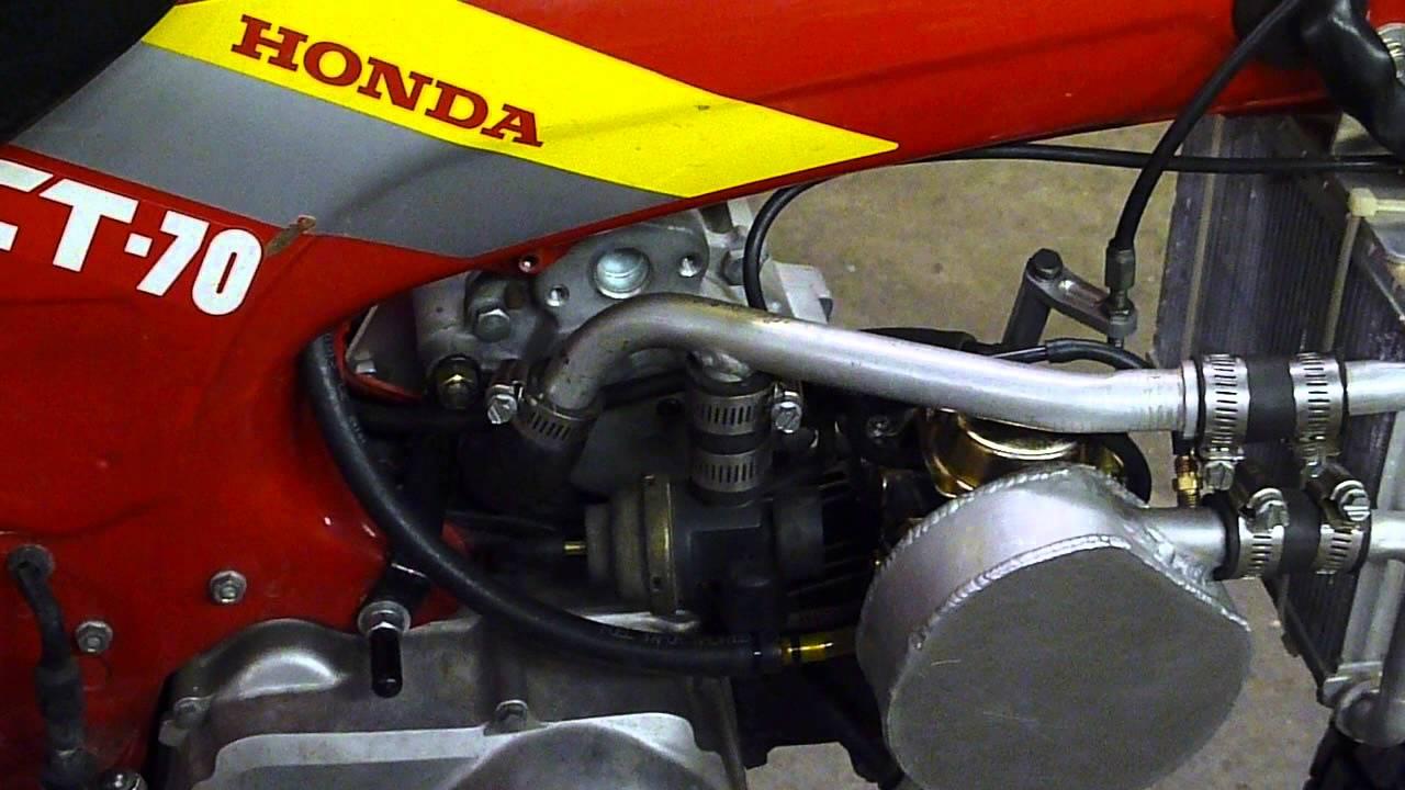 Supercharged 1991 Honda Ct70 1970 Spark Plug