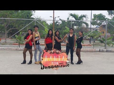 RANIA(라니아) DEMONSTRATE(데몬스트레이트) dance cover by K-POWER from Ecuador