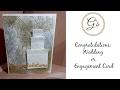 Congratulations Card Using Items from gsembellishmentemporium.com