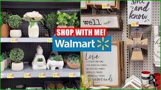 WALMART HOME DECOR SHOP WITH ME 2021 NEW FINDS!