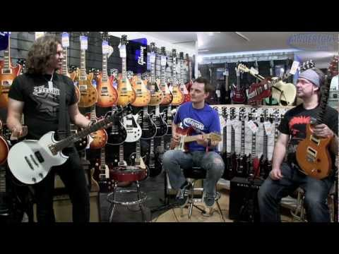 Phil-X & Chappers at Andertons Part 1 - The Rig
