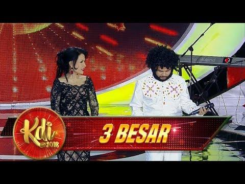 Ada Kejutan Untuk Bunda Rita Sugiarto, Kedatangan Rhoma Irama KW Super - Final 3 Besar KDI (17/9)
