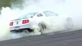 v6 mustang exhaust system sounds borla atak model 2011 14