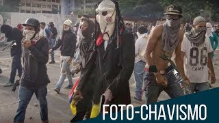 Скачать Gobierno Chavista An Ade Pistolas Falsas A Fotos De Protestas En Venezuela