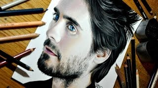 Drawing Jared Leto