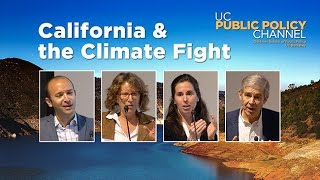 California and the Climate Fight: Cal Day 2017