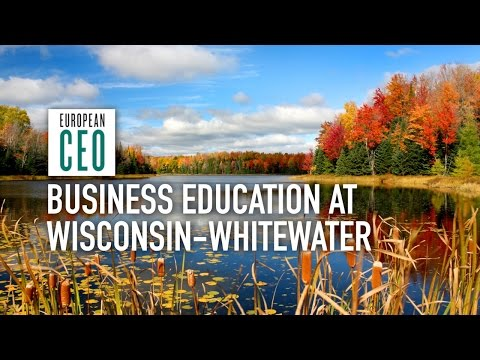 Dr Robert M Schramm | College of Business and Economics, University of Wisconsin-Whitewater