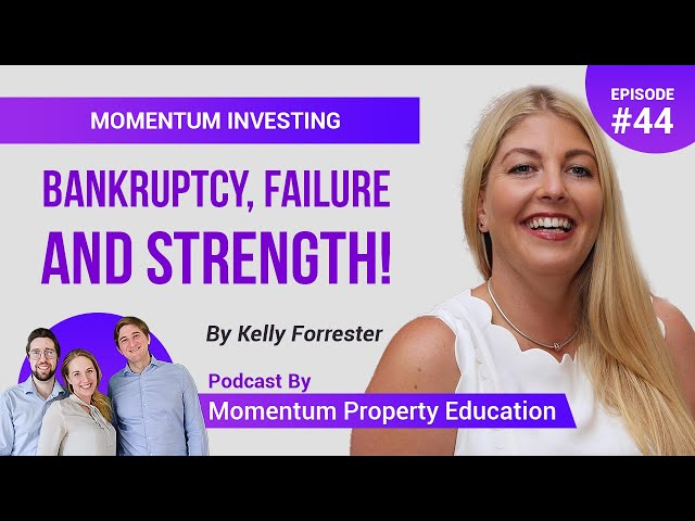 How to Learn from Setbacks - Kelly Forrester