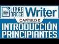Getting Started with LibreOffice Writer - YouTube