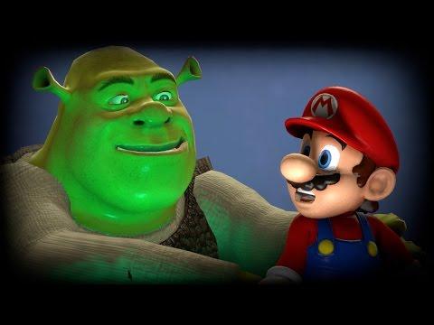 (SFM) It's Never Ogre For Mario!