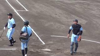 【高校野球】北海学園札幌高校 シートノック 2018年9月