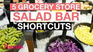 5 Quick Dinners From the Grocery Store Salad Bar   Parents