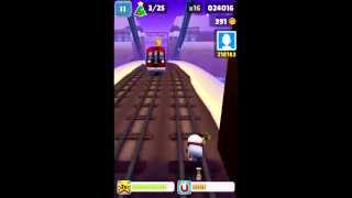 Subway Surfers London Android Gameplay