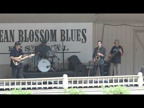 Tas Cru ~ Holding On To You ~ Bean Blossom Blues Fest 2015