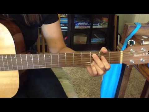 G chord to C2 chord - YouTube