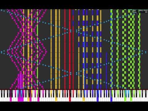 [Black MIDI] One Last Time ~ Ariana Grande ~~ Z-Doc R.