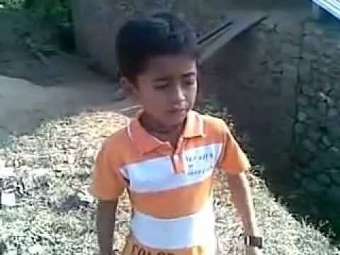Nepal top child singer . prem pariyar