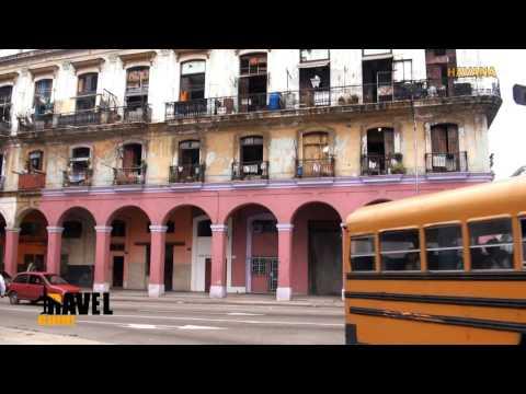 TRAVEL GUIDE CUBA - HAVANA