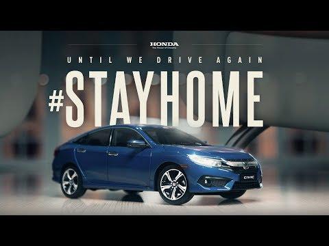 Honda: #StayHome