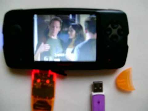 Caanoo USB Host