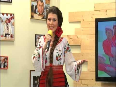 Maria Simona Monete -Sunt fata din Piatra Olt