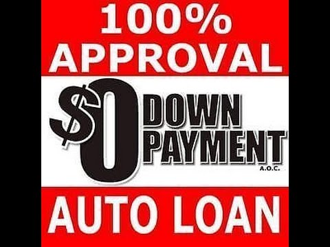 100 Guaranteed Auto Loan Approval - Guaranteed Car Financing Near Me