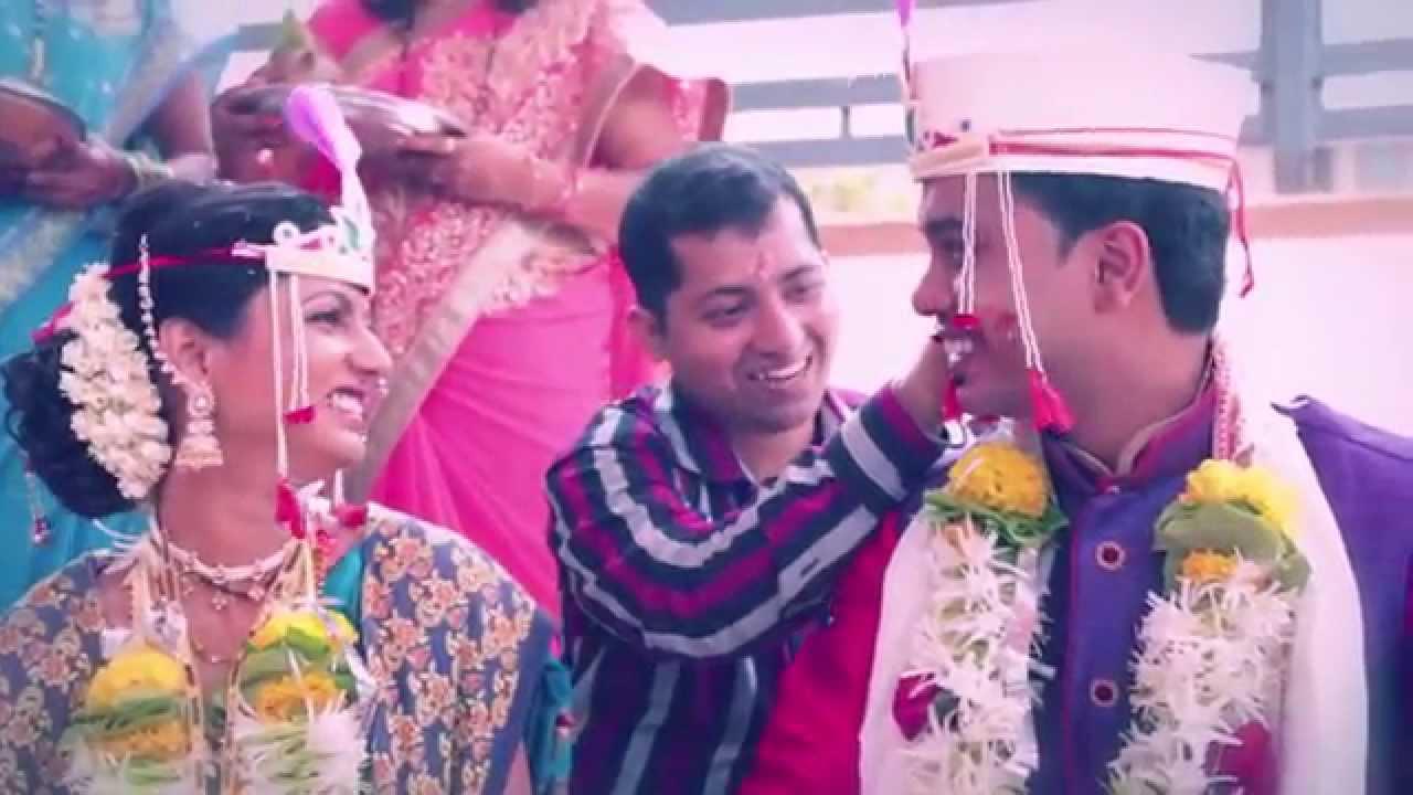 Marathi wedding highlight _Nikhil Ranade Photography