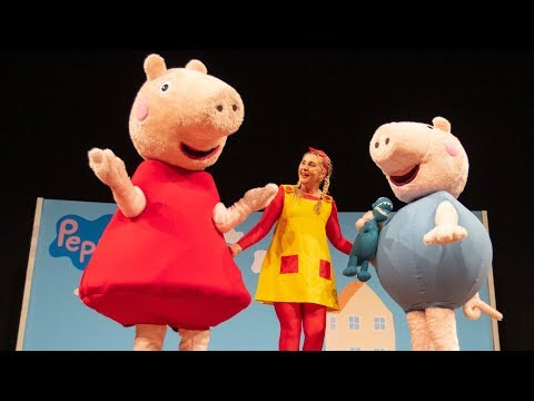 Kidsfest Presents Peppa Pig And George Interactive Stage Show Youtube
