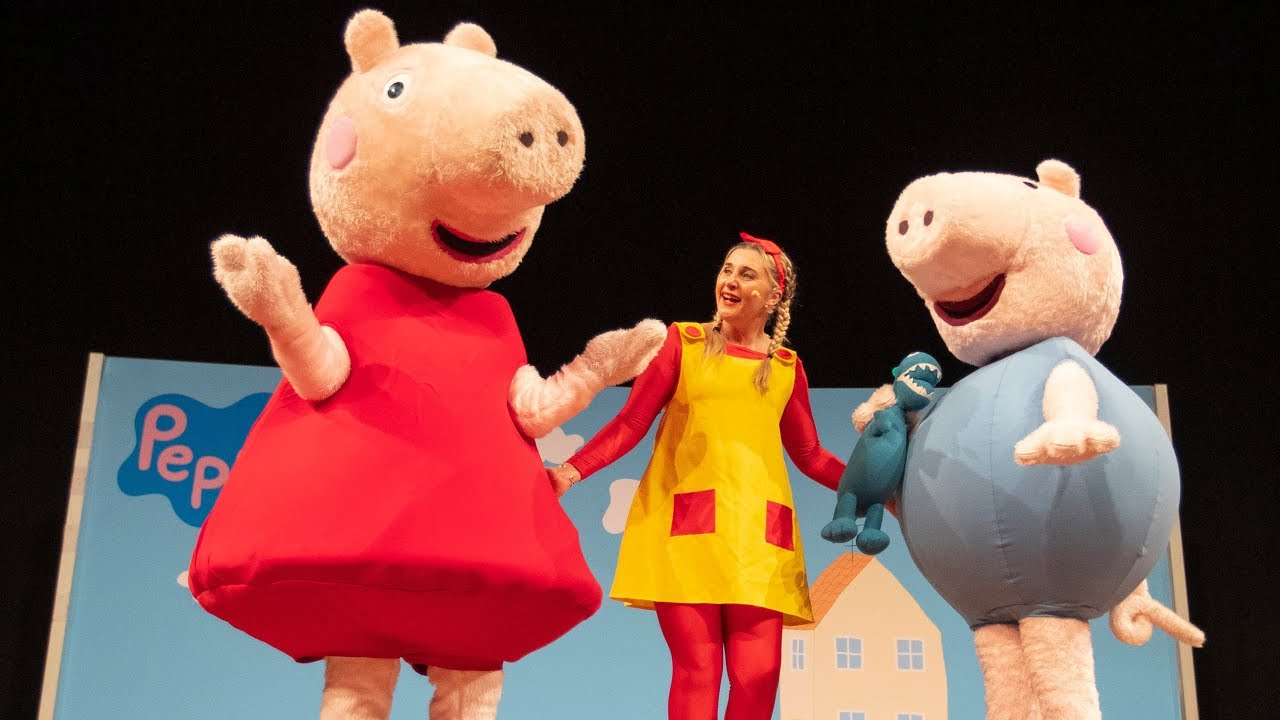 Kidsfest Presents Peppa Pig And George Interactive Stage Show