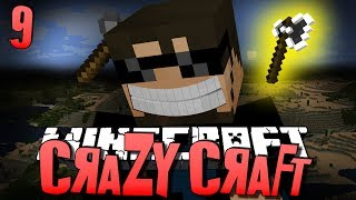 Minecraft CRAZY CRAFT 9 - SACRIFICIAL RITUAL (Minecraft Mod Survival)