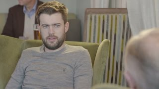 Jack flirting with his guests - Backchat with Jack Whitehall and His Dad: Series 2 Episode 6 - BBC